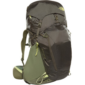 The North Face Banchee 50 Backpack Dame four leaf clover/new taupe green